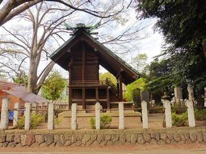 厩橋護国神社 (3)