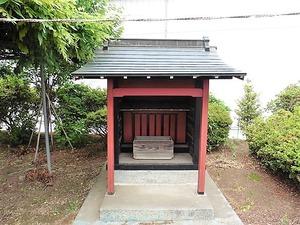 小泉雷電神社 (3)