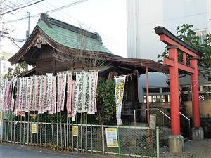 辰巳稲荷神社 (1)