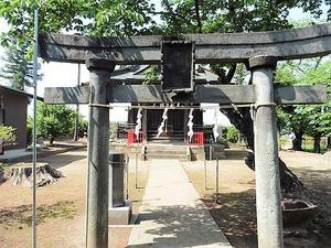 渠口神社 (3)