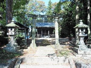 小泉白鳥神社 (1)