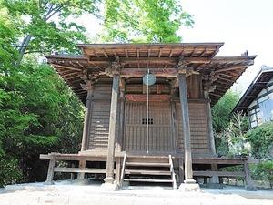 角谷戸薬師堂 (2)