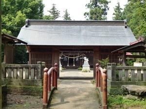 二宮・赤城神社 (2)