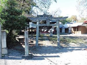 金井八坂神社 (1)
