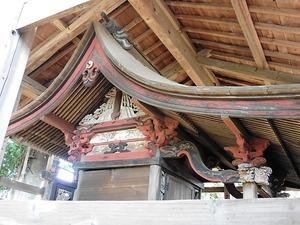 大前田諏訪神社 (5)