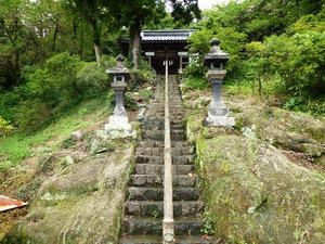 温泉神社 (2)