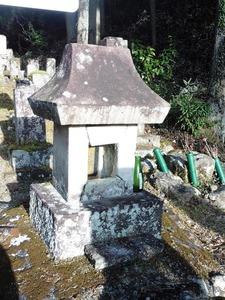 久保田藤吉・斎藤仲次の墓