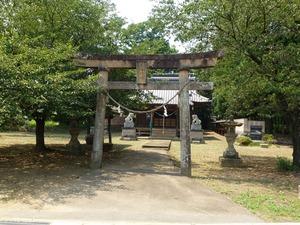 三嶋神社 下ノ宮 (2)