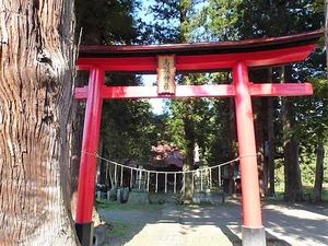 三島鳥頭神社 (2)