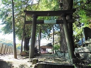 新巻菅原神社 (2)