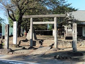 上青梨子淡島神社 (1)