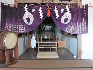 古氷長良神社 (4)