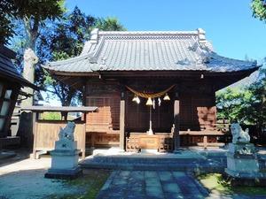 馬見塚飯玉神社 (3)