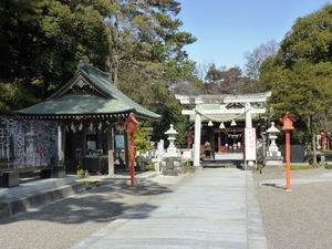 玉村八幡宮 (2)