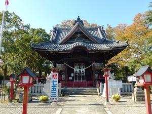 倉賀野神社 (2)