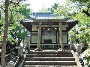 萩原八幡宮 (3)
