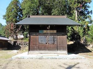 駒寄諏訪神社 (2)