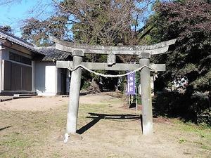 鼻毛石八幡神社 (1)