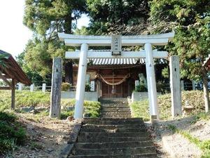 山崎神社 (3)