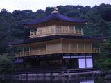 金閣寺近景