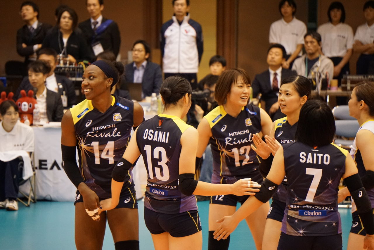 Weekly Volleyball 11/2〜 : 彼...