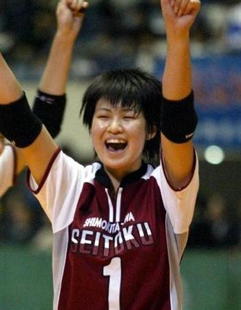 木村選手 成徳
