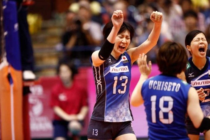 Weekly Volleyball 〜2018年 主...