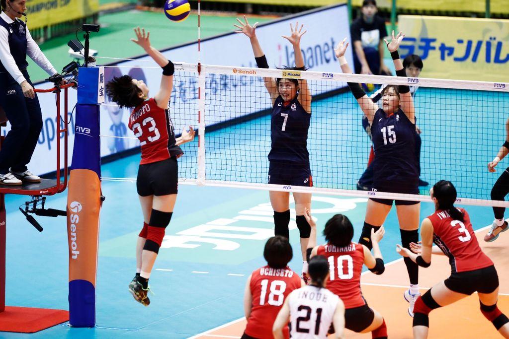 YuriKim15andJaeyeongLee7blockagainstJapan
