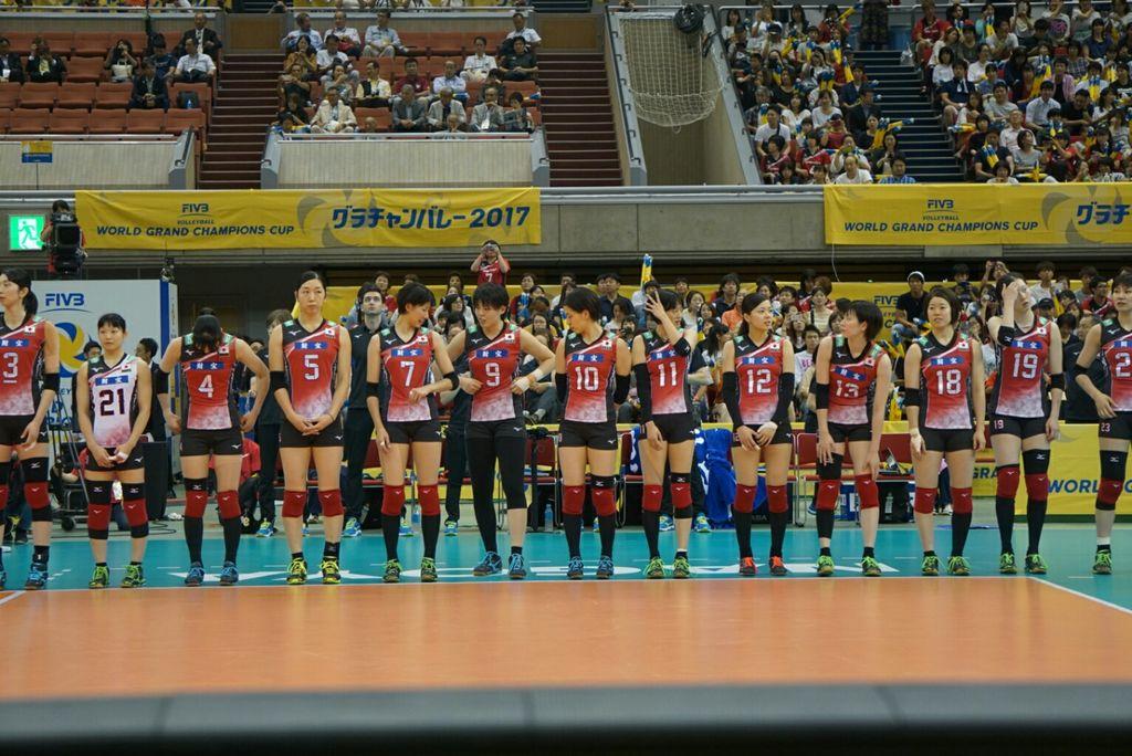 全日本な日々㊸ 〜全日本監督とオリンピックの金メダル〜 : 全日本女子 ...