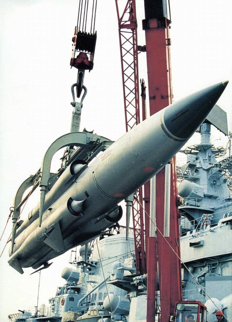 超音速対艦ミサイル「モスキート」 : 旧ロシア・ソ連海軍報道情報管理部