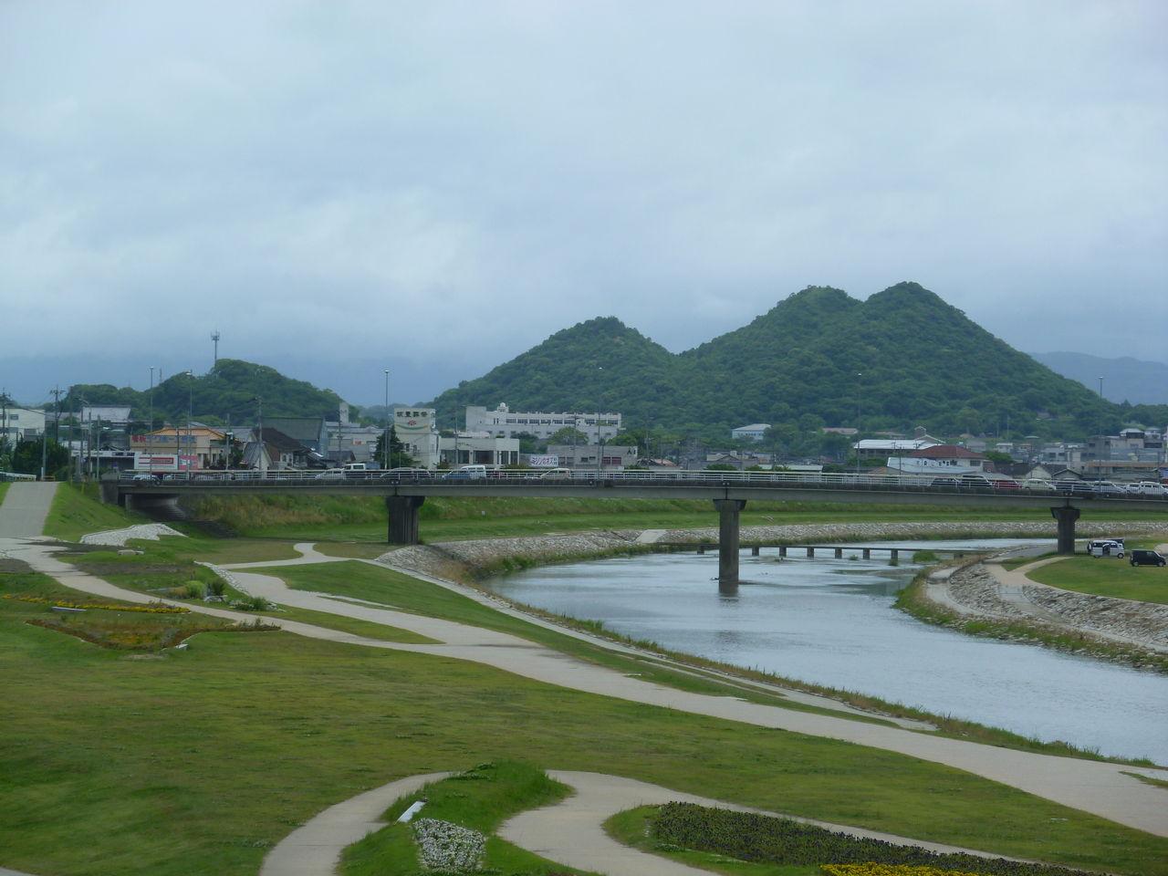 住友忠隈炭砿ボタ山 飯塚市 忠隈 : 筑豊遺産のアーカイブ