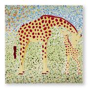 キリンの親子 Zoo展 ブラフ18番館