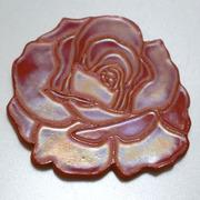 Rose Ceramic Art 輝く バラ