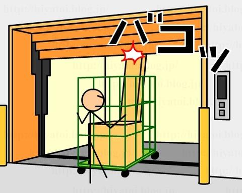 荷物用エレベータ_事故