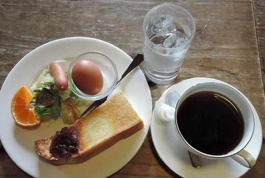 岐阜のおトクなモーニング:cafe ハピネス @山県市