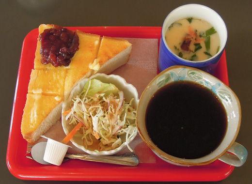 岐阜のおトクなモーニング:喫茶・軽食 シャルマン @山県市