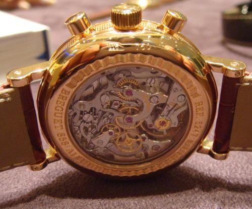 sale retailer 1b578 a0609 男子ファッション速報 : 高級時計ブランドのブレゲって ...