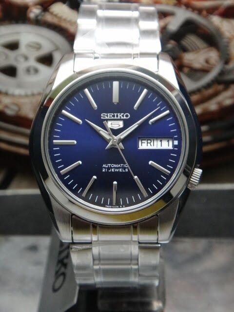 【うp】セイコーの時計買った