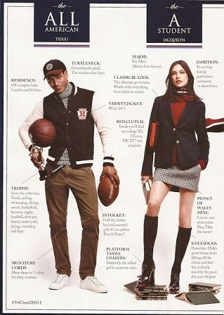 Tommy Hilfiger Fall 2013 Preppy Handbook Birnbach 1 copy 2