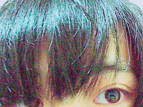 【うp】ワイの前髪さん。。。w