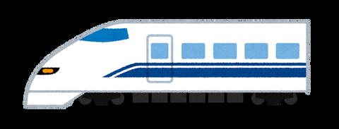 【悲報】JR東海さん、新幹線利用客が70%も減ってしまう