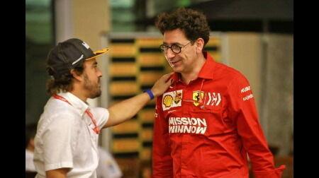 元F1王者アロンソ、2021年のF1復帰について夏に評価予定もフェラーリの可能性を除外