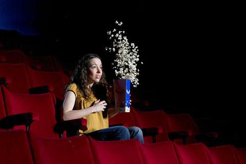 映画館でイラついた迷惑行為 最も多いのが「おしゃべり」