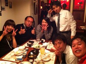 あっぱれさんま大先生の卒業生の飲み会の写真来たよ