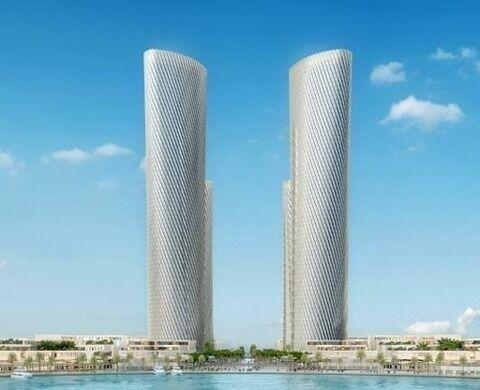 韓国が中東に建設する超巨大ビルが崩壊を予感させる形状で日本側戦慄 本当に大丈夫かこれ?