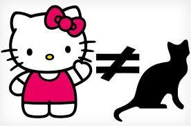 サンリオが重大発表、キティちゃんはネコ科ではなくヒト科の生命体