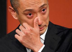 【驚愕】市川海老蔵さん、記者会見後ブログを更新!!これまじかよ、、、、