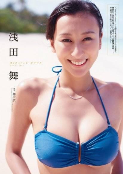 【画像】浅田真央、浅田舞のお胸の大きさ比較
