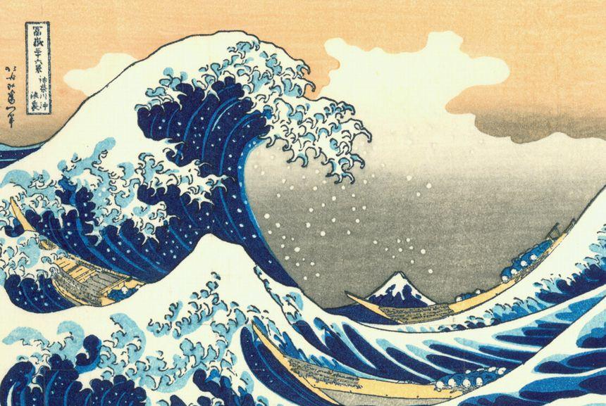 西洋画「遠近法!写実主義!」日本画「背景?めんどいから雲で隠すわwww」