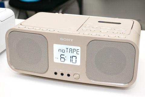 【カセットテープブーム再来】ソニー、新型ラジカセを新発売wwwwwwwwww
